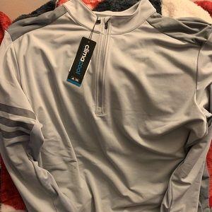 Adidas half zip jacket xxl new